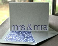 mrs. and mrs. #gay marriage