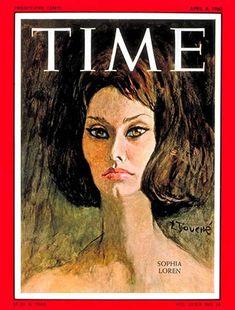 Sophia Loren | April 6, 1962