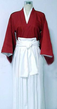 Camplayco Rurouni Kenshin Himura Kenshin Cosplay Costume * Click image for more details.