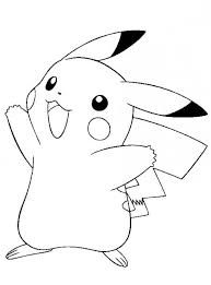 Simple Pikachu Coloring Pages Ideas for Children. Pikachu coloring pages ideas are appropriate for children and adult (beginner). This animation character only Pokemon Coloring Sheets, Pikachu Coloring Page, Free Coloring Sheets, Cartoon Coloring Pages, Mandala Coloring Pages, Coloring Pages To Print, Free Printable Coloring Pages, Colouring Pages, Coloring Pages For Kids