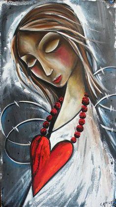 CHANELLE KOTZE angel artist