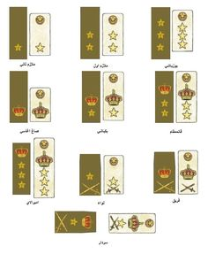 Military Ranks, Military Insignia, Military Police, Army, Fire Dept, Egyptian, Badge, Photography, Military Decorations