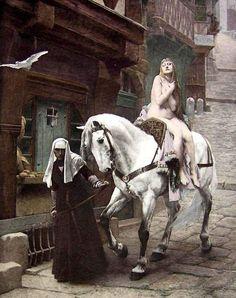 Résultats Google Recherche d'images correspondant à http://mythologica.fr/medieval/pic/lady_godiva2.jpg
