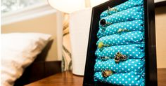 Raise your hand if you could use some help getting your jewelry organized!