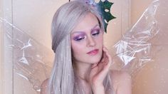 Exploring the art of makeup. Fantasy Forest, Forest Fairy, Elf Costume, Costume Makeup, Face Awards, Makeup Tutorials Youtube, Forest Creatures, Bedroom Eyes, Special Effects Makeup