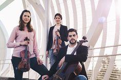 Colcuore Ensemble es unaalternativa al cuarteto de cuerda para aquellos novios que buscan ese tipo de sonoridad, pero ganando en claridad y personalización