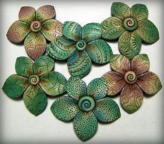 Flora Art Jewelry: Springtime!