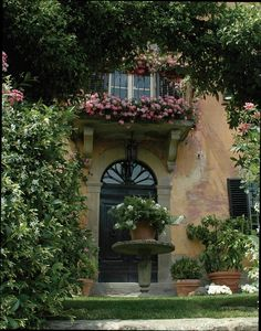 """Frances Mayes' house, Bramasole / Google Earth 43° 16' 35.86"""" N11° 59' 47.75"""" E"""