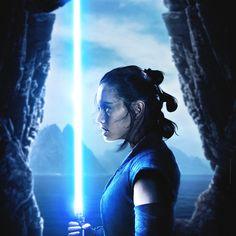 """The Last Jedi - Rey"" by Tyler Wetta"
