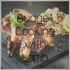 Cooking lamb on a budget in South Africa Easy Lamb Recipes, How To Cook Lamb, Lamb Curry, Cooking On A Budget, Lamb Chops, Recipe Collection, Roast, Goodies, Cooking Lamb