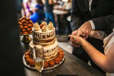 Oh, and did I mention they had a Cinnabon Delights wedding cake? Taco Bell Cinnabon Delights, Taco Bell Wedding, Bowl Cake, Pecan Nuts, Celebrate Good Times, Lemon Recipes, Savoury Cake, Clean Eating Snacks, Quick Easy Meals