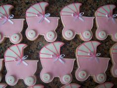 biscoitos carrinho de bebê
