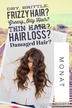 Amazing Naturally Based Hair Product Line for Longer, Stronger, Healthier Looking Hair  MONAT Love your hair again !!  Say goodbye to Thin, damaged, oily, greasy, brittle, coarse hair