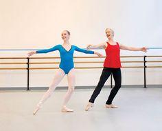 Deborah Wingert of Manhattan Youth Ballet shares her philosophies for teaching ballet in the Balanchine style.