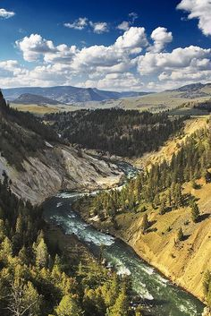 Yellowstone National park, Wyoming #Yellowstone #USA #travel