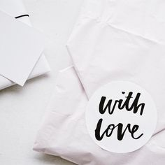 We have some free printables (and other downloads) on our blog if you are in need of a Valentine's Day gift wrapping idea. See link in bio.