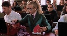 "DON'T: Forget to be prepared the first day of class. | The DO's And DONT's Of Law School, According To ""Legally Blonde"""