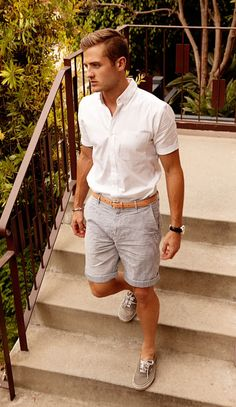 Robbie Rogers. Summer Shorts