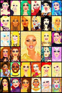 «DRAG QUEEN ROYALTY» de Ryan Vincent