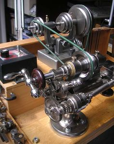 Thread Cutting on WW Lathe