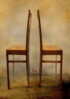 Chaises by Anna Bodnar
