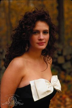 Julia Roberts in Mystic Pizza.....I wore this same dress to homecoming in 1988!