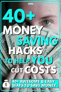 Are you looking for the best ways to save money? Here are money saving hacks and ideas on how to save money each month in your everyday life. Best Money Saving Tips, Money Saving Challenge, Money Tips, Saving Money, Savings Challenge, Make More Money, Ways To Save Money, Save Money On Groceries, Managing Your Money