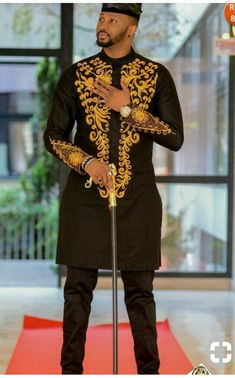 African men clothing, African wear, African shirt, African wakanda outfit, African clothing for men Ankara Clothing, African Clothing For Men, African Shirts, African Print Fashion, African Wear, African Attire, Ankara Fashion, Africa Fashion, African Style