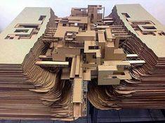 Cardboard / Layers / Model