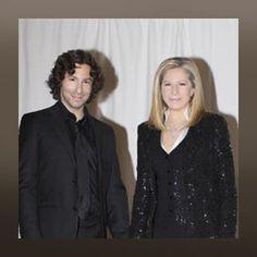 Barbra Streisand and her son Jason Gould