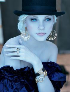 The Chicest Show On Earth   Jessica Stam   Laspata DeCaro #photography   Americana Manhasset Fall/Winter 2006
