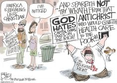 """Welcome to """"Christian America""""... - http://holesinthefoam.us/christian-america/"""