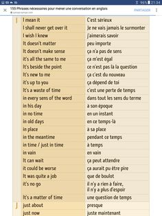 Reasons Why You Should Learn French Useful French Phrases, Basic French Words, How To Speak French, Learn French, Learn English, French Language Lessons, French Language Learning, French Lessons, French Basics