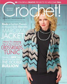 Crochet autumn 2012
