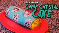 """""""Friday the 13th"""" Camp Crystal Cake - Horror Recipe - Horror Themed Cooking Show - The Homicidal Homemaker"""