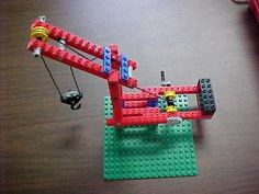 simple lego machines - Google Search