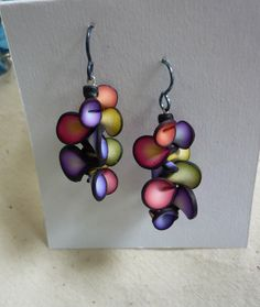 earrings--would like to know how they are assembled