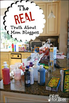 The REAL Truth About Mom Bloggers - what we don't want you to know. #MotherFunny  #shop #cbias