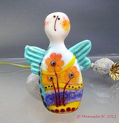 Blushing Angel - Manuela Wutschke