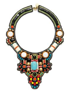 I wonder if this is the new path that my jewelry is going to go down...have to learn how to make this type!!