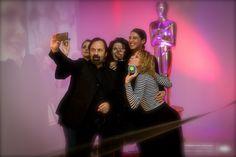 Selfie przy Oscarze :)