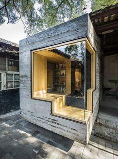 Micro Yuan'er, Beijing, China by ZAO/standardarchitecture/ Zhang Ke