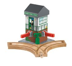 Fisher-Price Thomas Wooden Railway - Maron Lights and Sounds Signal Shed Fisher-Price http://www.amazon.com/dp/B00FBWAAS4/ref=cm_sw_r_pi_dp_5YI.tb0J5FCCA