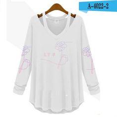 Sweat Shirt, Funny Outfits, Cute Outfits, Harajuku, Bts Clothing, Kpop, Kawaii Clothes, Shirts For Girls, Pull