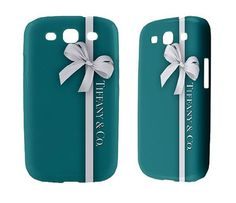 Samsung Galaxy S3 Phone Case Tiffany Blue Galaxy by DavidRonTrove, $17.50
