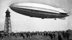 How a man with a Petri dish tried to take advantage of Britain's short-lived airships programme.