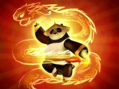 Guerrero Dragon, Po Kung Fu Panda, Think Positive Quotes, New Year Special, Dragon Warrior, Cartoon Memes, Dragon Art, Tarzan, Art Background