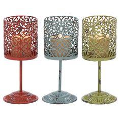 Dobris Candleholder Set