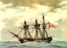 Corbeta danesa 1799