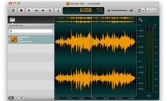 I need to check this one out and get a bigger brain to remember all this new technology. ~ Ocenaudio Is a Free, Fast, Streamlined Audio Editor